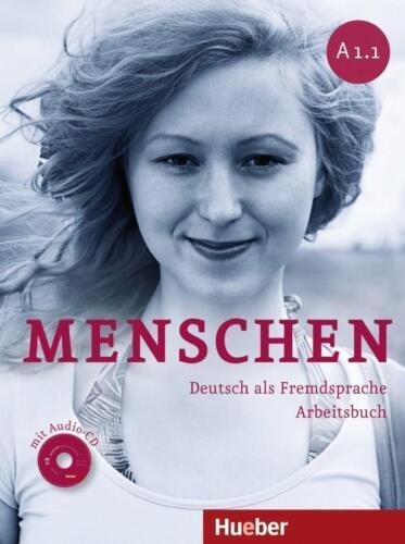 1 von 1 - Deutsch als Fremdsprache - Menschen A1.1  -  Arbeitsbuch mit Audio-CD
