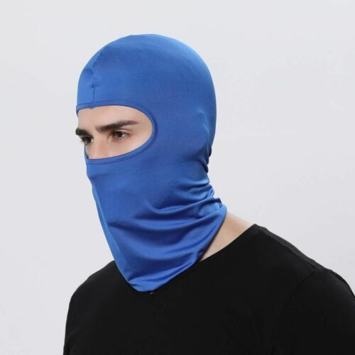 Full Face Mask Ski Motorcycle Running Cycling Balaclava Head Face Cover Hat Cap