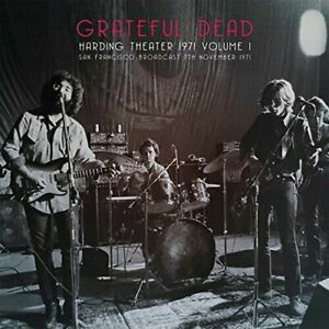 GRATEFUL-DEAD-LIVE-SAN-FRANCISCO-NOV-7-1971-HARDING-THEATER-VOL-ONE-2-LPS-UK