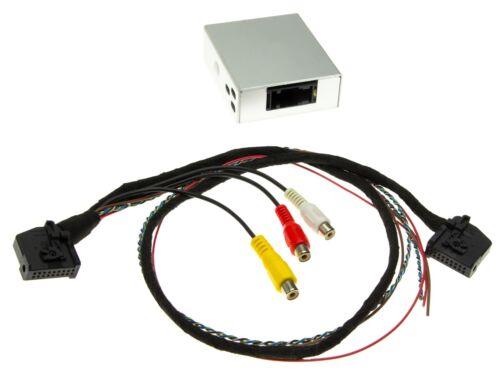 Adaptateur multimédia IMA Interface Module Vidéo TV Câble Pour Skoda mfd2 rns2