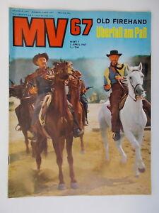 MV-67-Comix-Mickyvision-Heft-7-1967-Ehapa-Comic-Z-1-2
