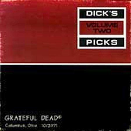 Dick's Picks Volume 2: Columbus, Oh, 10/31/71 by Grateful Dead (CD, Oct-1998,...