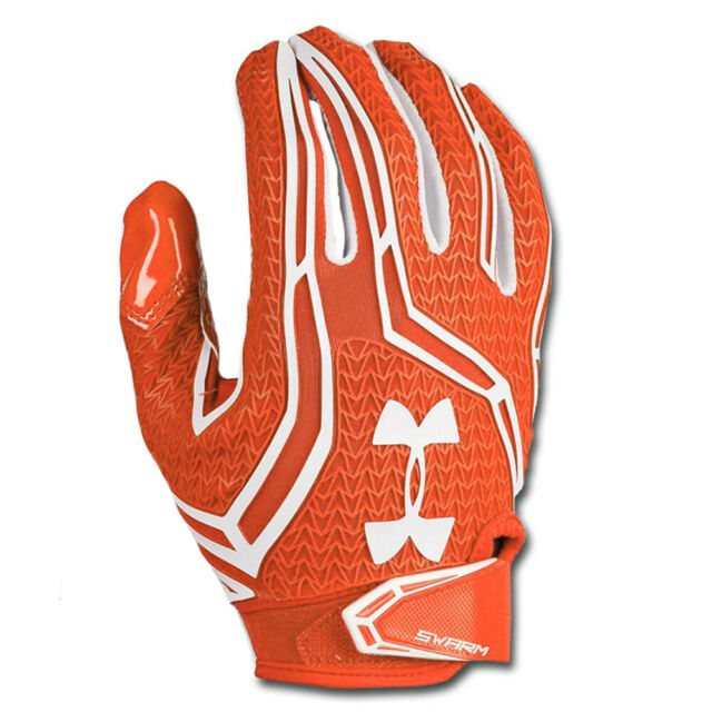 New w//tag Under Armour Football Receiver Gloves XXLarge
