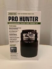 Moultrie Pro Hunter Quick-Lock Programmable Tripod Game Deer Hunting Feeder Kit