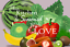 Cocina-Pared-Arte-Amor-Lona-comedor-de-frutas-y-hortalizas-de-impresion-12-034-X-18-034