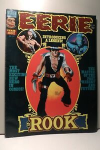 Eerie-Magazine-82-introducing-a-legend-THE-ROOK-March-1977