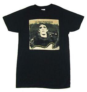 Lou-Reed-Transformer-Black-T-Shirt-New-Official-Merch-Album-Art
