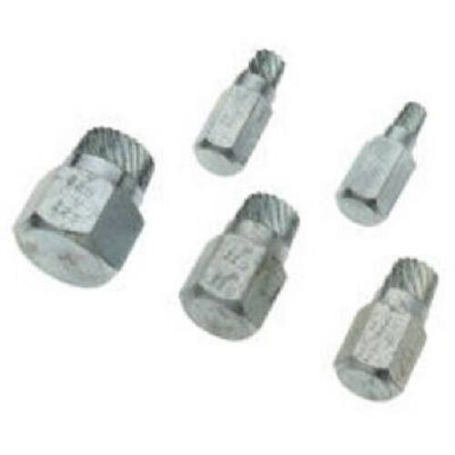 Superior Tool 05250 Bolt Extractor Kit 5-Piece