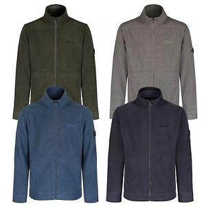 Regatta-Homme-Ultar-Full-Zip-Thermique-micropolaire-legere-veste