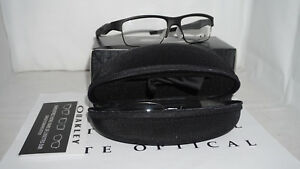 d44260e308 Image is loading OAKLEY-RX-Eyeglasses-CROSSLINK-SWITCH -INTERCHANGEABLE-LENS-OX3150-