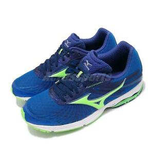 Mizuno-Wave-Sayonara-4-Blue-Green-White-Men-Running-Shoes-Sneakers-J1GC1630-41