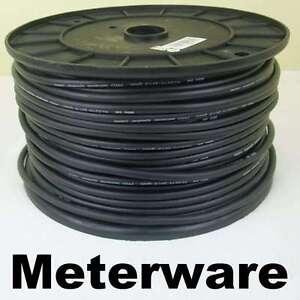 Adam Hall 2 X 1,5 Mm² Lautsprecherkabel Black Meterware Speakerkabel Trittfest Volumen Groß Kabel, Leitungen & Stecker Tv- & Heim-audio-zubehör
