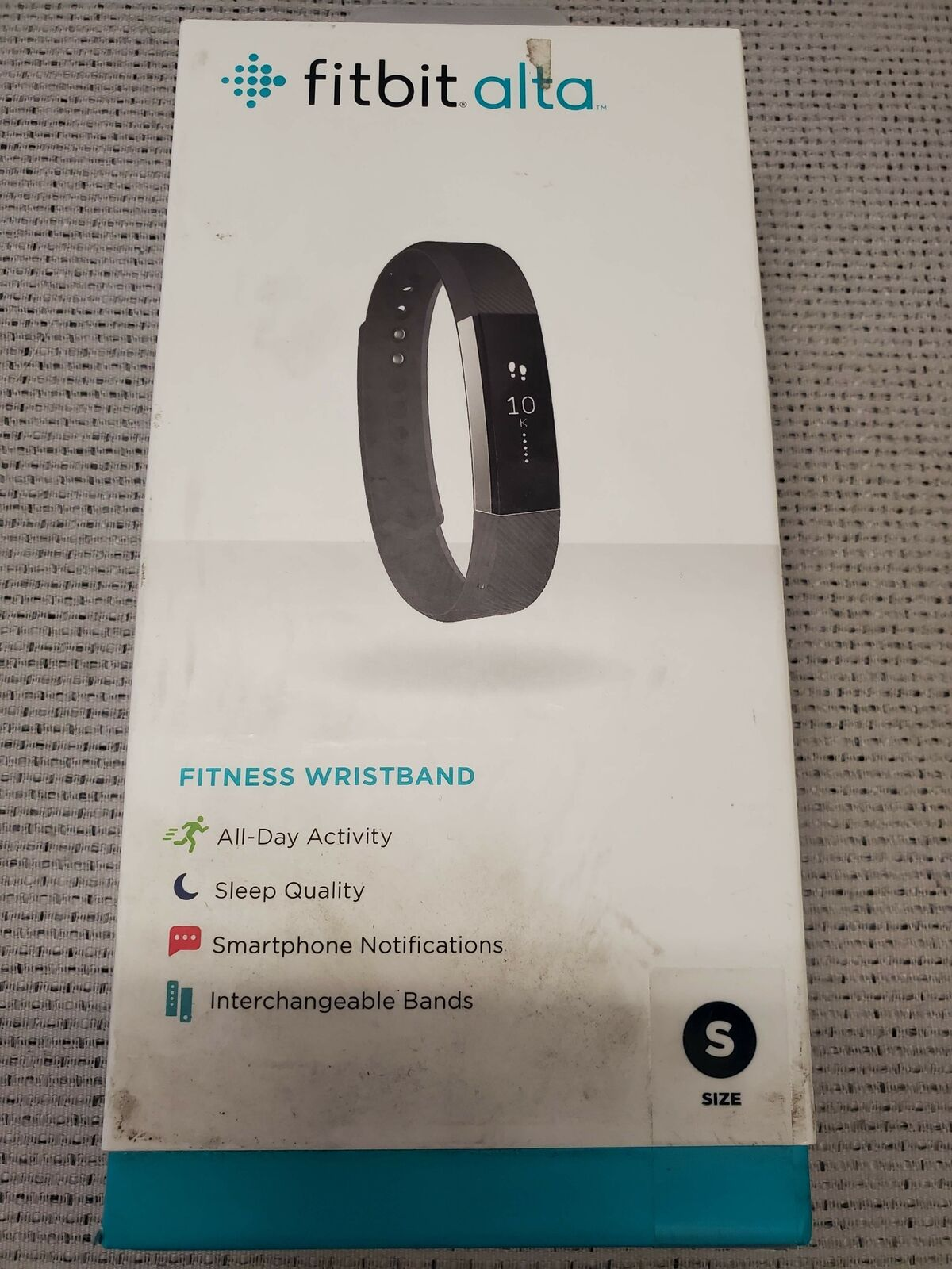 NEW Fitbit Alta Smart Fitness Activity Tracker, Slim Wearable Water Resistant