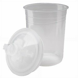 3M-16114 PPS Mini Size Kit with 200 µ Filter, 50 Lids, 50 Liners, Plugs