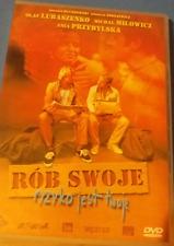 Rob Swoje Ryzyko Jest Twoje POLISH DVD Marian Terlecki