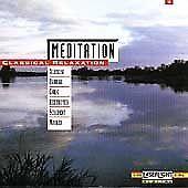 Meditation: Classical Relaxation, Vol. 3 (CD, Mar-1991) Free Ship #GO45