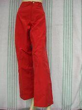 Pantalon de ski - randonnée - sportswear SALOMON  Y3814, mixte, ROUGE en 42/44