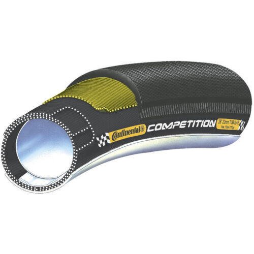 """Continental Competition Tubular Road Bike Tyre 28/"""" x 25mm"""