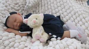 LIFELIKE NEWBORN DOLLS HANDPAINTED REBORN BABY FAGAN SILICONE V SUNBEAMBABIES