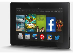 Details about Amazon Kindle Fire HD 8GB, Wi-Fi, 7in - Black 2013 Tablet 2nd  Generation