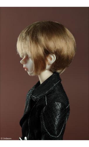 "7-8 /"" Layerd Cut Wig Brown Dollmore BJD OOAK Supplier MSD Wig"