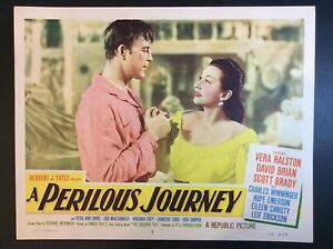 034-A-Perilous-Journey-034-11-034-x-14-034-1953-MOVIE-THEATER-FILM-PROMO-LOBBY-CARD