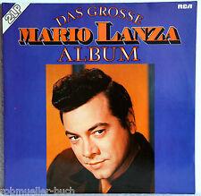 """12"""" Vinyl Das grosse MARIO LANZER Album - 2LP"""