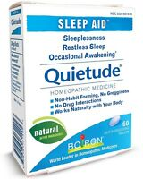 Boiron Quietude Tablets 60 Tablets (pack Of 2) on sale