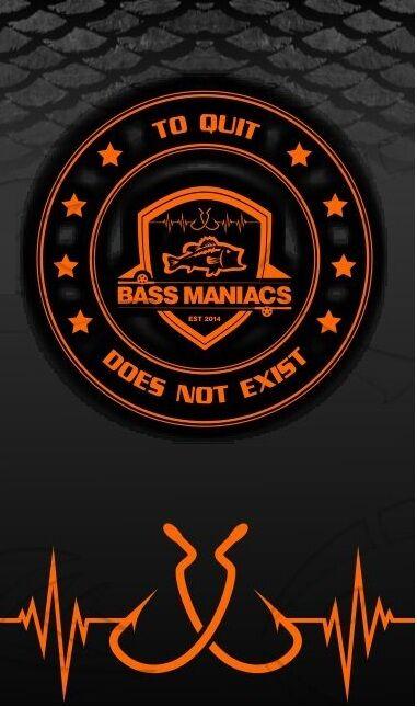 Orange BASS MANIACS FISHING FISH HOODIE FISH FISHING SCALES TOURNAMENT JERSEY UPF50 3f8e04