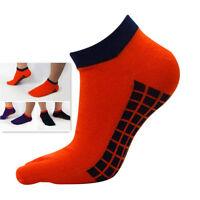 5 Pairs Men's Sport Sock Five Toe Finger Ankle Socks Low Cut Cotton Casual Socks