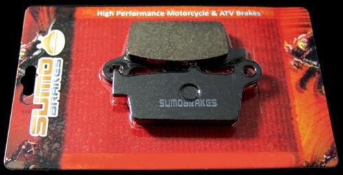 XR 400 R 1991-1996 XR 600 R 1996-2004 Honda Rear Brake Pads XR 250 L 91-00