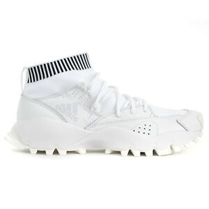Adidas Men's Seeulater PK Primeknit White/White GORE-TEX® Shoes S80040 NEW!