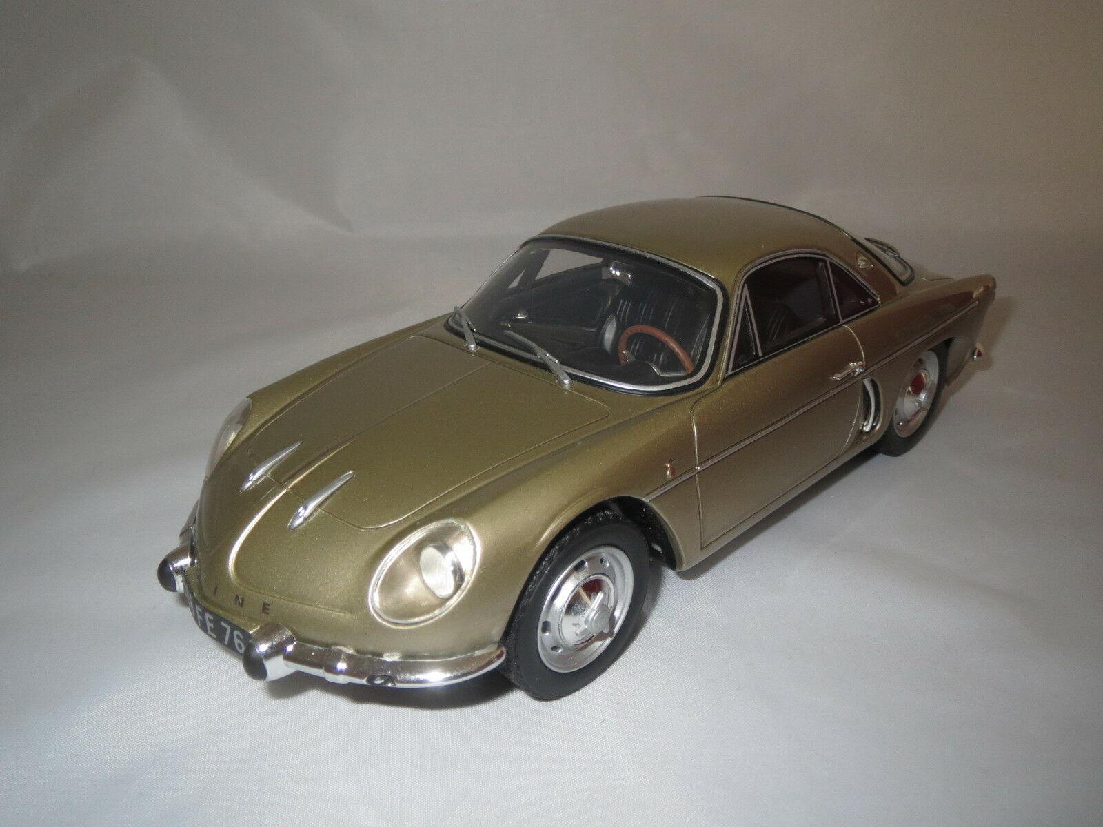 Otto models Alpine a108 Tour de France (Hell oro-met.) 1 18 sin embalaje