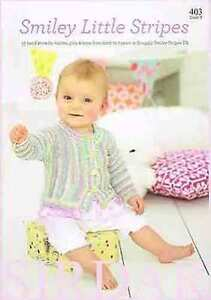 Sirdar-Smiley-Little-Stripes-Book-for-Snuggly-Smiley-Stripes