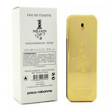 ONE1 MILLION By PACO RABANNE Cologne for Men 3.4 OZ 100 ML EDT Spray NEW TST BOX