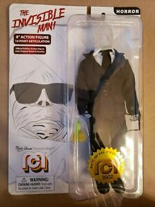 """Mego 2019 Homme Invisible 8/"""" Action Figure"""