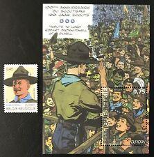 Belgium Belgien  2007** Pfadfinder /Scouts Europa CEPT Postfrisch MNH