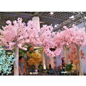Vertical Silk Artificial Cherry Blossom Wedding Party Fake Flowers Decor Trees Ebay