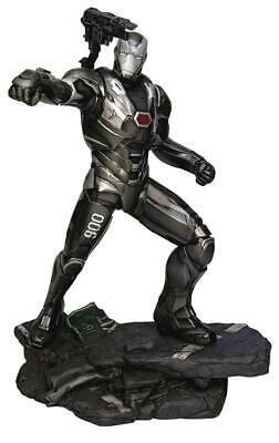Avengers Infinity War Marvel Movie Gallery PVC Statue Iron Man MK50 Unmasked 23