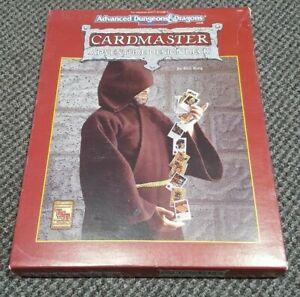 Cardmaster-Adventure-Design-Deck-Dungeons-amp-Dragons-TSR-AD-amp-D-Complete