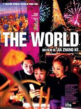 THE WORLD Affiche Cinéma / Movie Poster Zhang-ke Jia 160x120