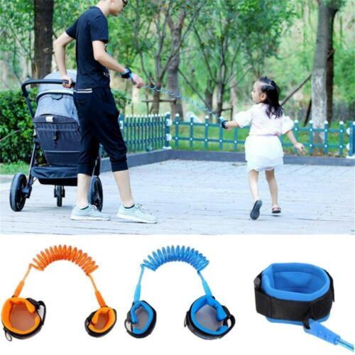 Safety Anti-lost Strap Toddler Kid Baby Link Harness Child Wrist Band Belt Reins