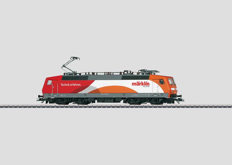 H0 37544 mfx Loco Elettrica BR120 NEW Marklin Digital