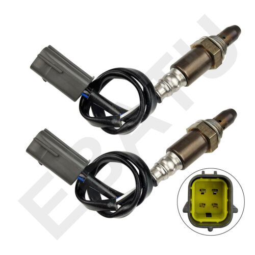 2Pcs O2 Oxygen Sensor Upstream For 2008-2013 Infiniti QX56 Nissan Armada 5.6L