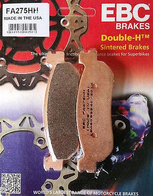 EBC FA252HH Sintered Front Brake Pads Yamaha YZF-R6 99-04