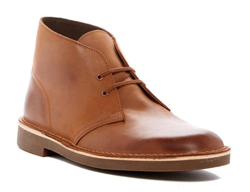 Nuevo Marc Nuevo York Thompson Chukka Marrón botas Zapatos