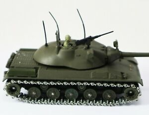Solido-Diecast-Military-Army-Tank-AMX-30T-Char-Blinde-1-1965-Ref-209-Made-France