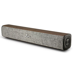 Lava KAHULA Mini Sound Bar & Portable Bluetooth Speaker With Rechargable Battery
