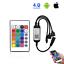 thumbnail 7 - RGB Waterproof LED Strip Light 32.8 Feet 300 5050 SMD 44 Key Remote 12V DC Power