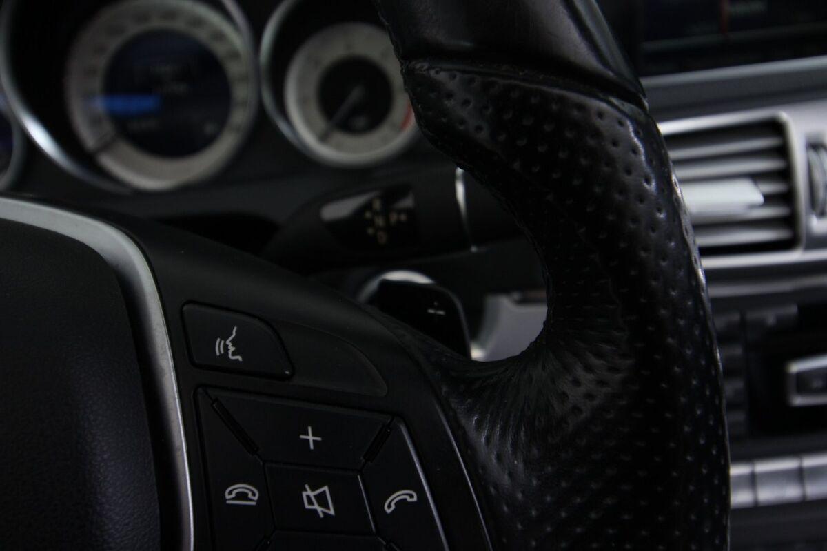 Mercedes E350 3,0 BlueTEC Cabriolet aut.